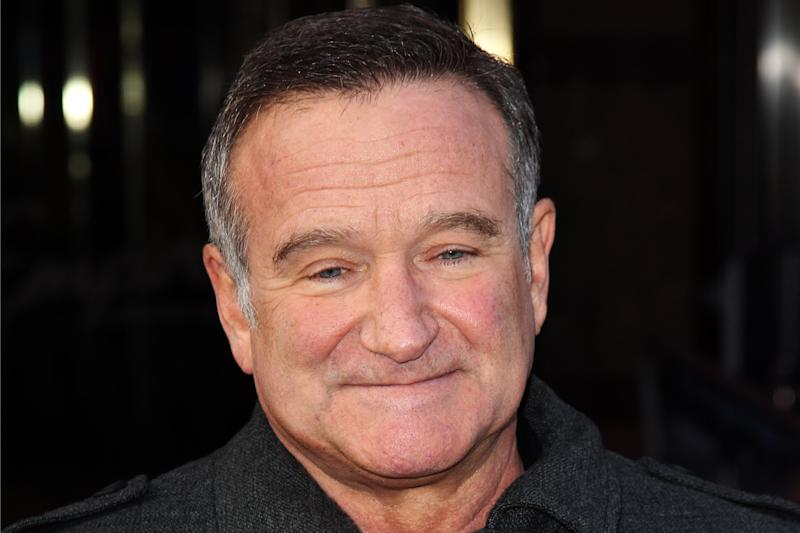 Robin Williams tragically took his own life in 2014.