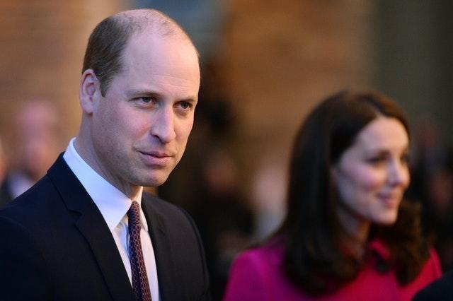 William and Kate's travel and logistics officer has been recognised in the New Year honours list. Eamonn M. McCormack/PA Wire