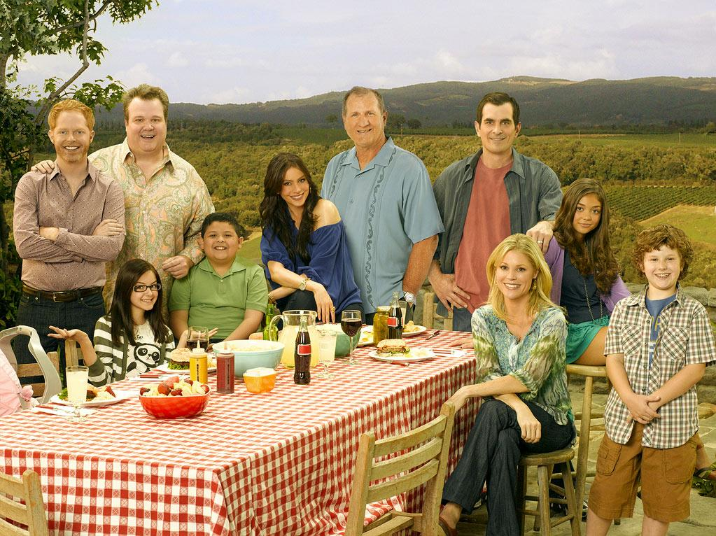 """Modern Family"" is nominated for Outstanding Comedy Series."
