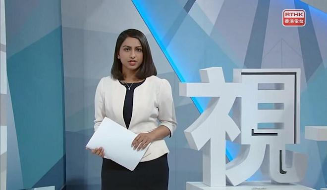 Assistant programme officer Nabela Qoser has until Tuesday to accept an extension of her probation. Photo: RTHK