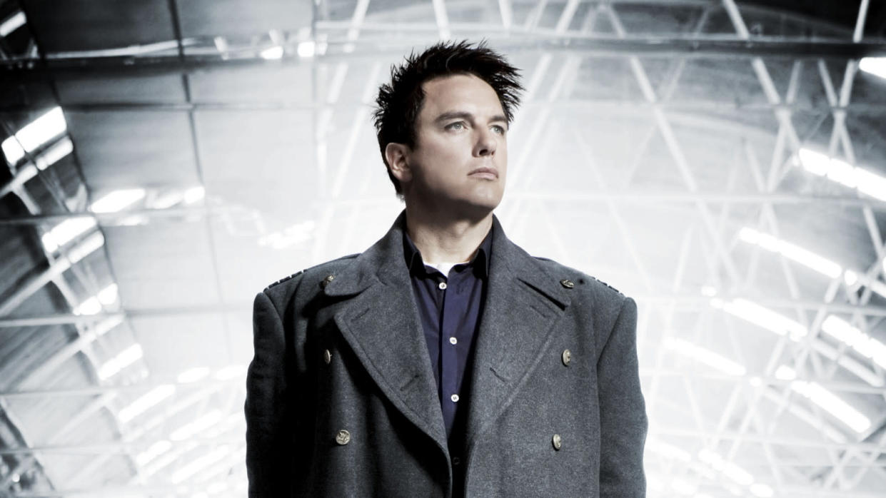 John Barrowman has been accused of inappropriate behaviour on the sets of both 'Doctor Who' and 'Torchwood'. (BBC)