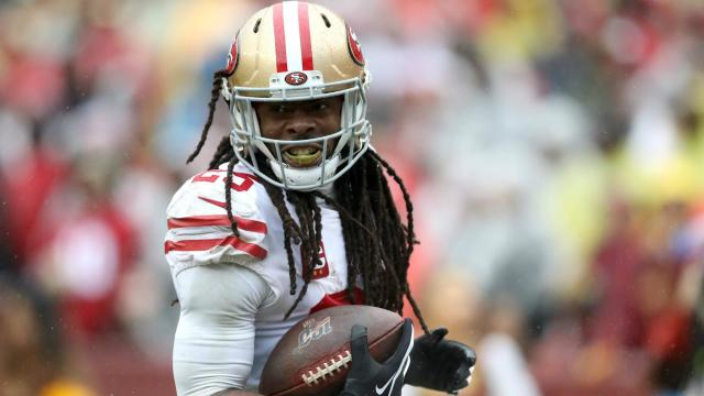Matches involving the 49ers and Seahawks were already must-see affairs even before in-form Richard Sherman crossed the divide.