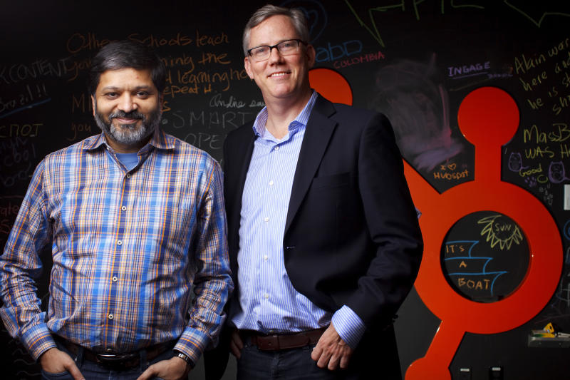 HubSpot To Offer 4 Million Shares At $37 Each