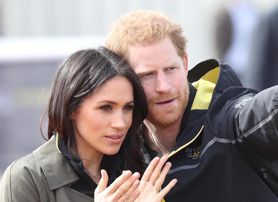 Meghan and Harry will marry on Saturday 19th May at Windsor Castle. [Photo: Getty]