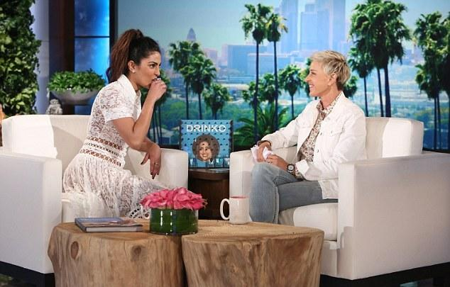 """<p>Many found Ellen's exchange with Priyanka Chopra a little less of flattering. It began with the astute talk show host disapproving the former Miss World's 'Hand waving skills, ad escalated faster. As the Quatico star went to acknowledge Ellen's comment 'People were so excited because you are beautiful and can act…' with a 'that doesn't happen', Ellen turned the table with """"It does happen often, happens all the time as a matter of fact. I am just complimenting you like I should."""" </p>"""
