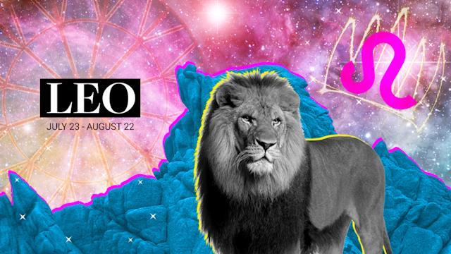Leo: July 23–August 22