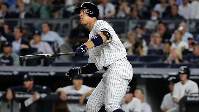 Aaron Judge is returning for the New York Yankees after battling a wrist injury.