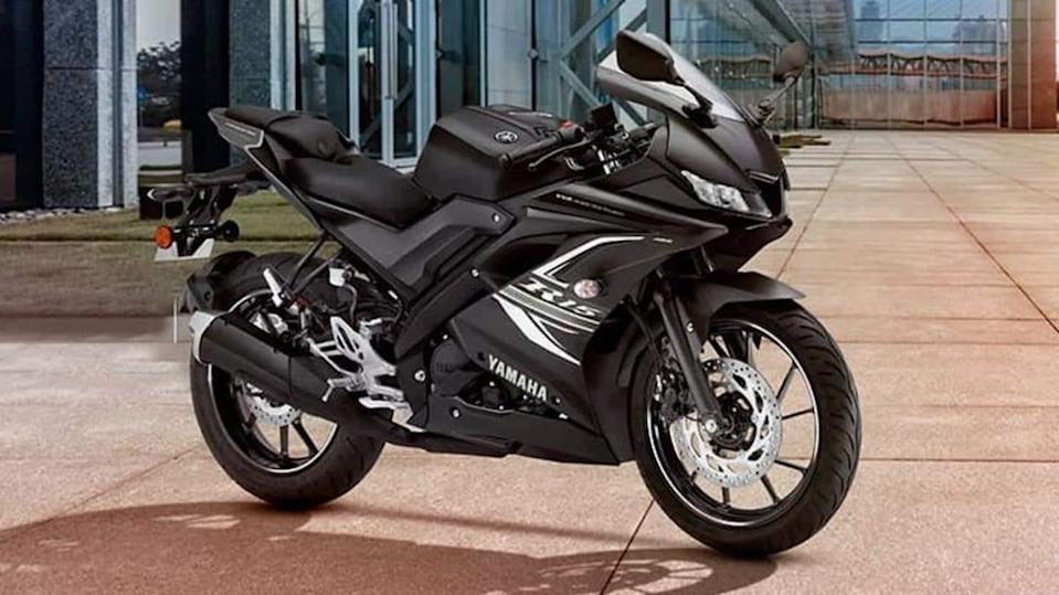 Yamaha YZF R15 V3 to be launched in red shade