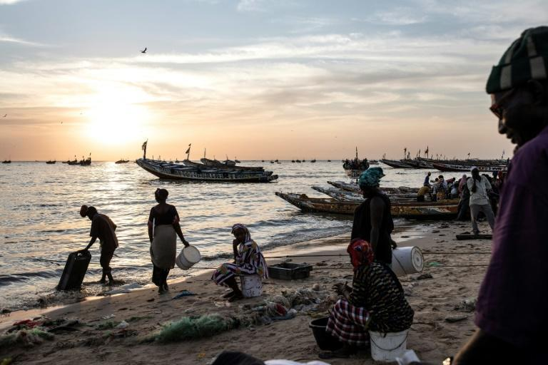 The Senegalese port of Mbour has become a major set-off point for migrants trying to reach the Spanish Canaries