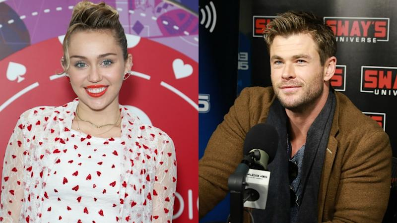 Miley Cyrus and Liam Hemsworth Share Epic St. Patrick's Day Snaps -- See the Pics!