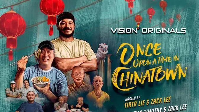 Once Upon a Time in Chinatown (Istimewa)