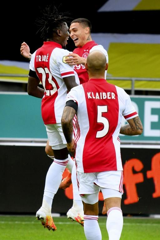 Ajax's 13-0 win at Venlo is a new record in the Dutch top flight