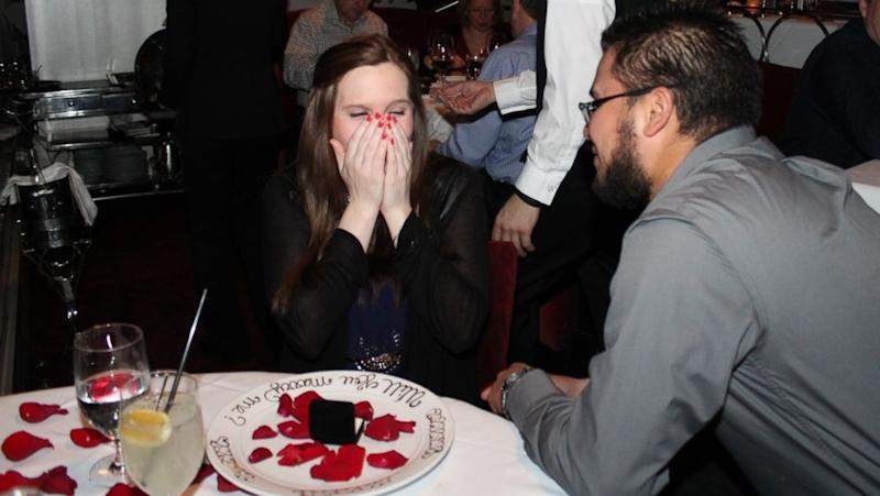 How This Restaurant Pulls Off America's Most Marriage Proposals
