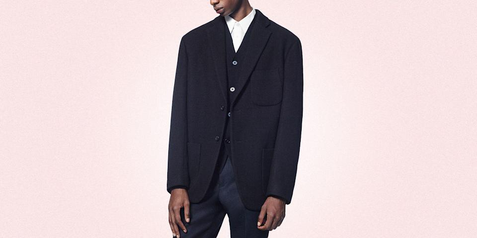 """<p class=""""body-dropcap"""">This is a big one, folks. Brace yourselves. Because +J, Uniqlo's collaboration with German designer Jil Sander, is back. When the line first launched way back in 2009 it was an immediate hit, a match between two parties so well-suited to each other the synergy was palpable. And customers responded accordingly. </p><p>Before partnering with Uniqlo, Sander, colloquially dubbed the """"Queen of Less"""" by <em>The Times</em>, wasn't necessarily as big a name as some of her better-known contemporaries. +J changed all that. At her own eponymous label—starting in the late '60s, and then on and off until the early 2010s—Sander pioneered a cerebral approach to minimalism that was simple but not simplistic, a vision that won her legions of devoted fans and remains catnip for fashion lovers and people looking to find the perfect no-frills topcoat alike. That same approach informs the overarching aesthetic of the +J line. </p><p>All that's to say the relaunched collection is sort of a big deal. And if you're looking to stock up on some last-minute, cold-weather supplies, the duo has you covered. All the hallmarks of Sander's perfectly pared-down designs are here, priced in line with the Japanese mega-retailer's typically affordable fare. So shop now while supplies last (and last they will not, though as of right now the retailer is limiting purchases to 5 pieces from the collection per customer). </p><p>All hail the Queen. </p>"""