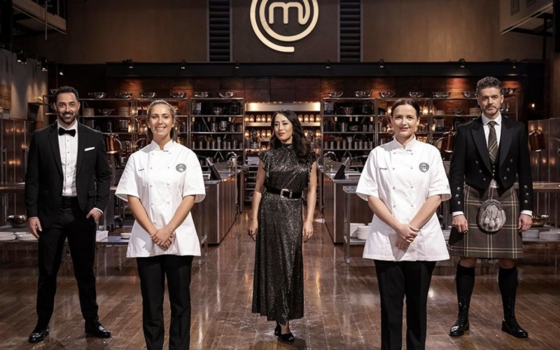Finale of MasterChef Australia 2020