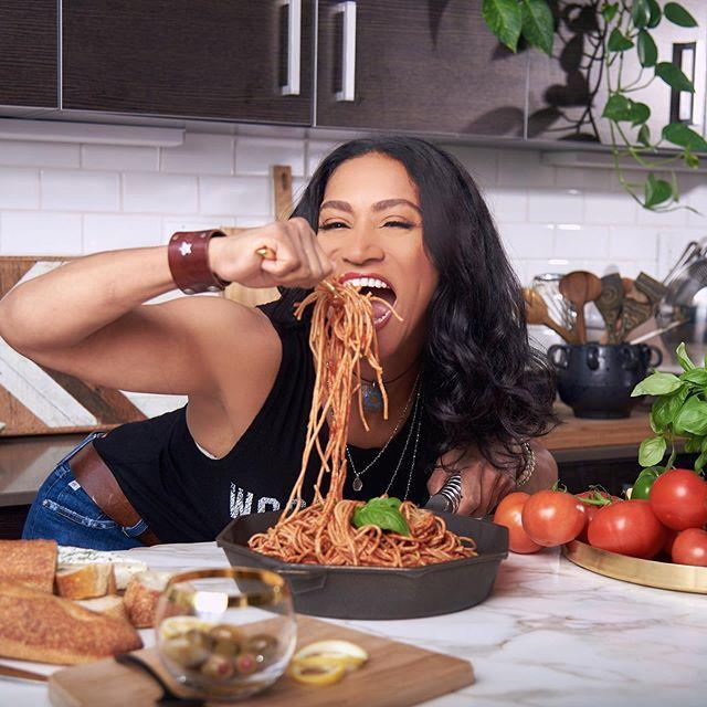 """<p>Chef Kai has cooked for some of Hollywood's biggest stars (Macy Gray, Mary J. Blige, Kevin Hart) and former President Barack Obama.You'll live for her gorgeous food pictures and her captions, too. The way she describes food is a true art form. </p><p><a href=""""https://www.instagram.com/p/B_m5kdylvW-/"""" rel=""""nofollow noopener"""" target=""""_blank"""" data-ylk=""""slk:See the original post on Instagram"""" class=""""link rapid-noclick-resp"""">See the original post on Instagram</a></p>"""