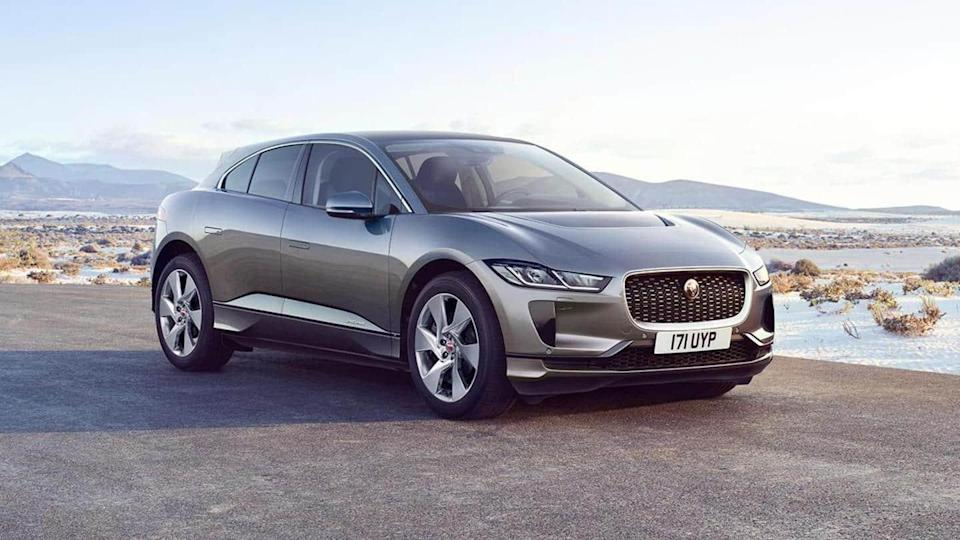 Jaguar I-PACE electric SUV launched at Rs. 1.06 crore
