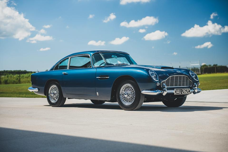 1964 Aston Martin DB5 Vantage Specification _0