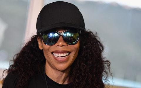 Cedella Marley attends the friendly football match Jamaica vs Panama at the National Stadium in Kingston, Jamaica, on May 19, 2019 - Credit: AFP