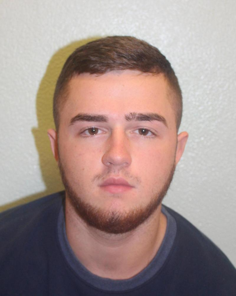 Jailed: Luke Ballard
