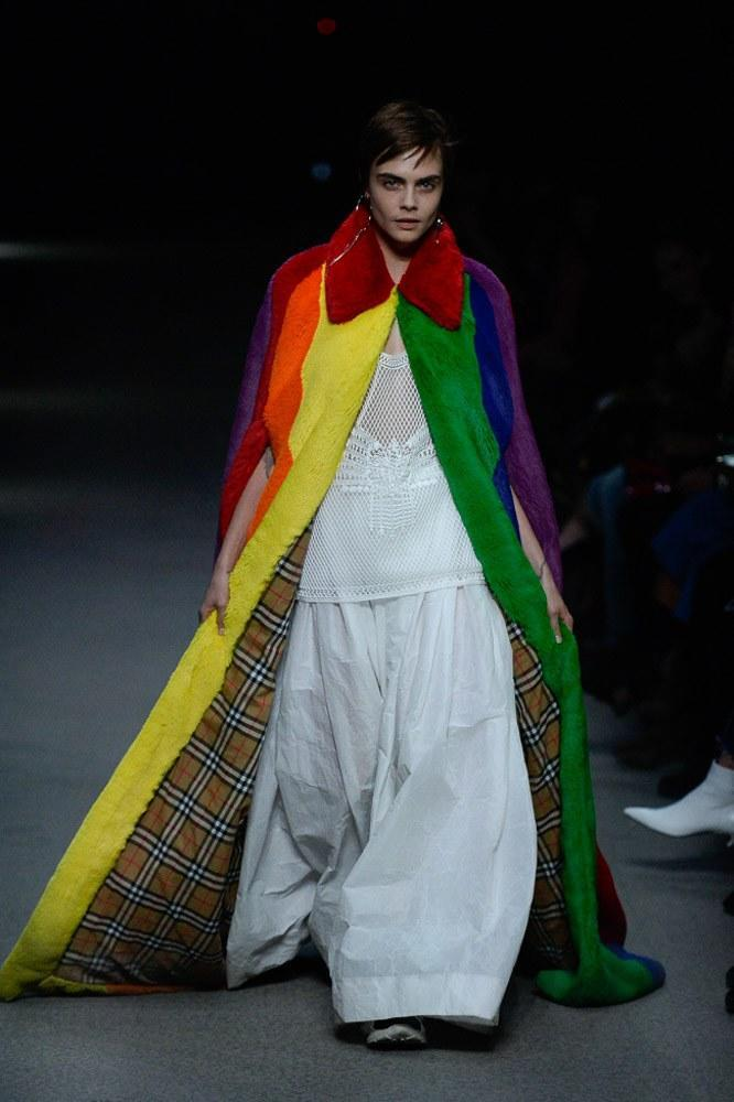 At London Fashion Week, emotions got the better of the designers—and that was a good thing. Here are the nine things we'll be talking about for weeks to come.