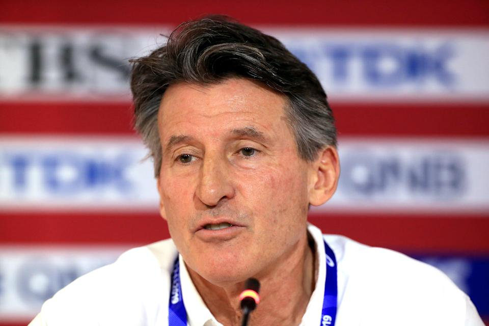 Sebastian Coe does not believe shoes will change the shape of the sport (Mike Egerton/PA) (PA Archive)