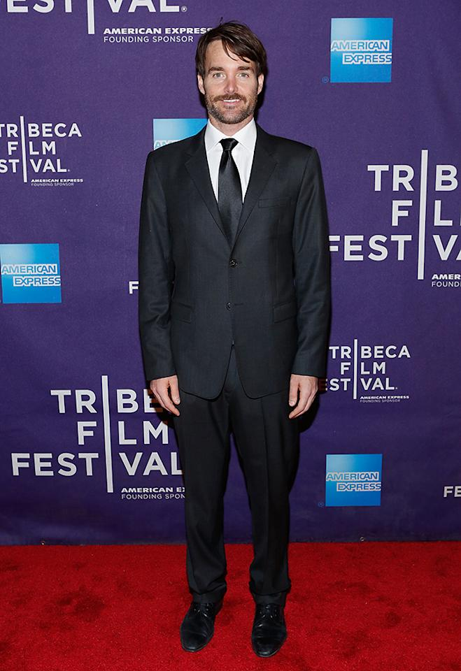 "NEW YORK, NY - APRIL 20:  Actor Will Forte attends the ""Run And Jump"" world premiere during the 2013 Tribeca Film Festival on April 20, 2013 in New York City.  (Photo by Cindy Ord/Getty Images for Tribeca Film Festival)"
