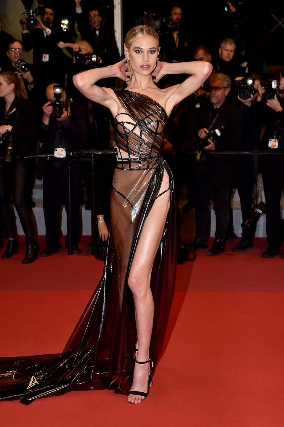Meredith Mickelson cannes