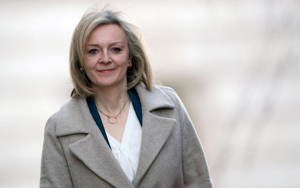 "Liz Truss refused to ""answer hypotheticals about what might happen at some future date"" - Reuters"