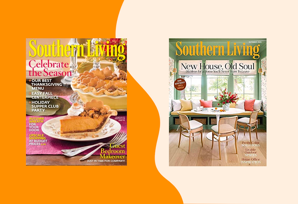 Score a 12-month subscription to Southern Living for just $5.