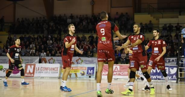 Volley - Ligue A (H) - Demi-finale de play-offs : Chaumont s'impose face à Ajaccio