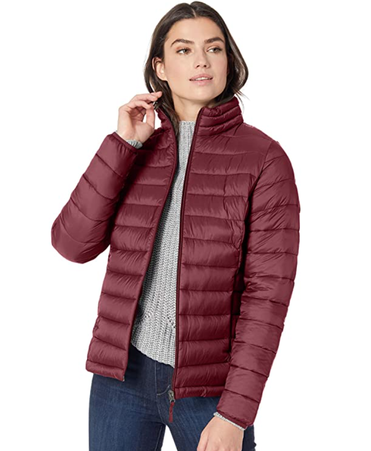 Amazon Essentials offer tons of options for winter fashion, including affordable winter coat options.