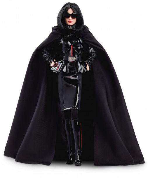 PHOTO: Star Wars™ Darth Vader x Barbie® Doll (Barbie)