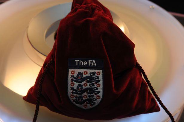 FA chiefs showed Gareth Southgate a sack in a sort of veiled warning if he did not comply - apparently