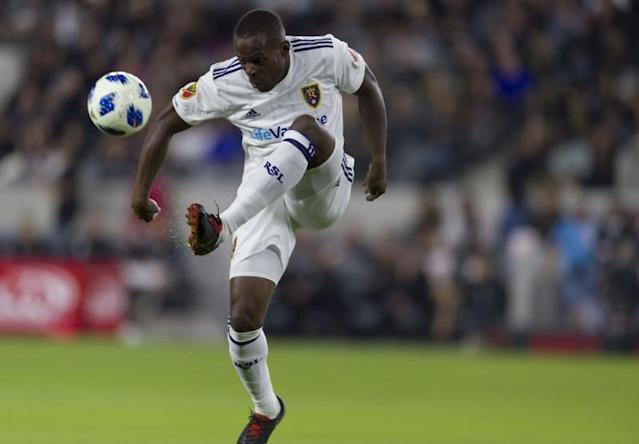 FILE PHOTO: MLS: Knockout Round-Real Salt Lake at Los Angeles FC