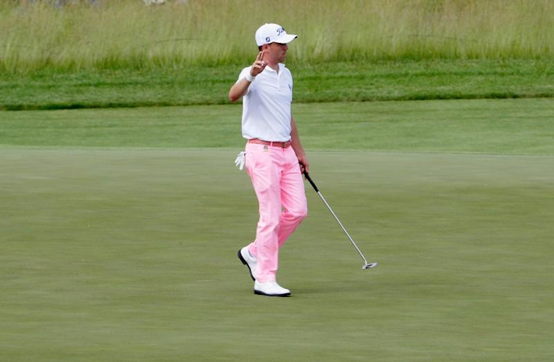 US Open | Justin Thomas in hunt for 1st major after historic 63