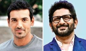 John Abraham gifts Arshad Warsi a BMW bike worth Rs 12 lakh!