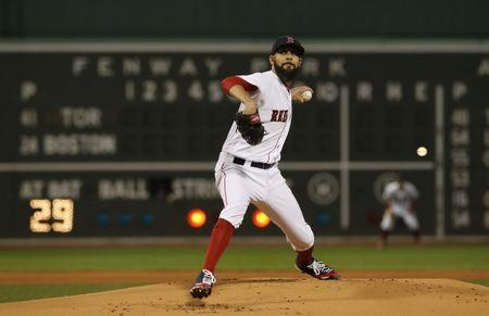 MLB roundup: Red Sox post 100th win