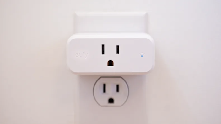One small plug, one giant leap for your energy efficiency.