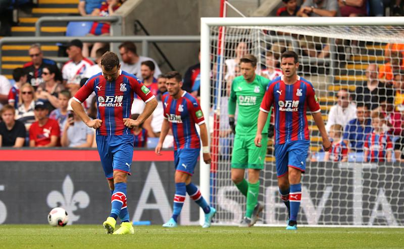 Crystal Palace's Premier League stay could be coming to an end. (Photo by Isabel Infantes/PA Images via Getty Images)