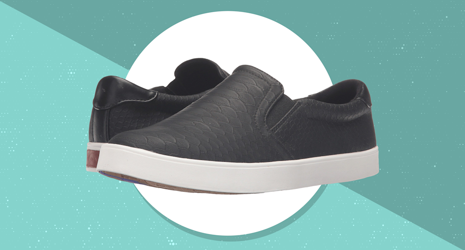 Get these sneakers for just $50. (Photo: Zappos)