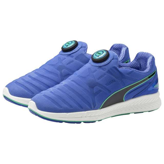 Puma revives the Disc in new laceless Ignite running shoe