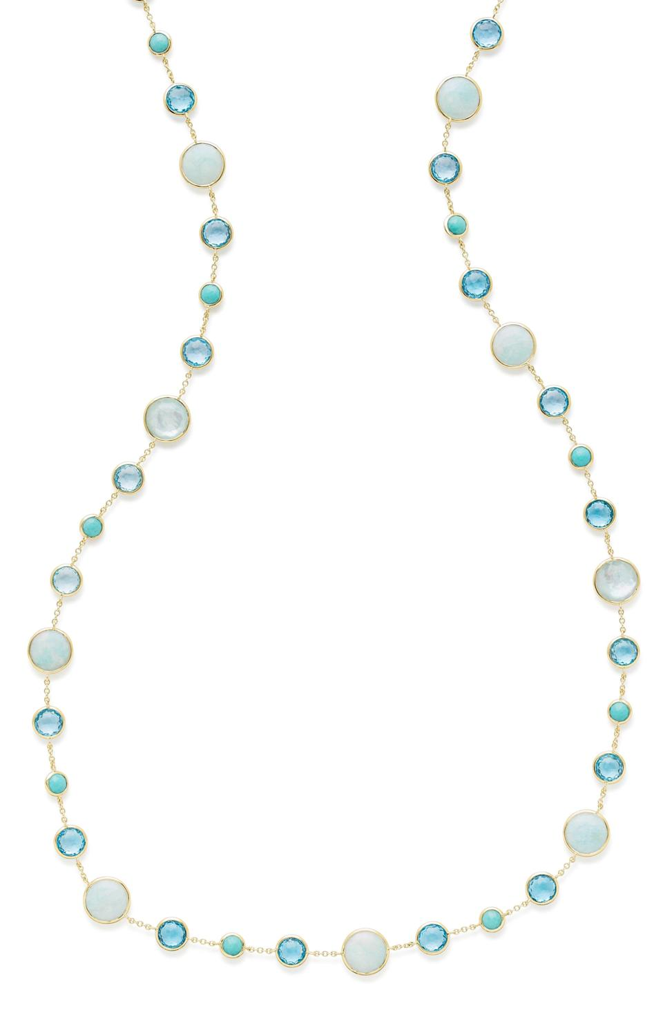 """<p><strong>IPPOLITA</strong></p><p>nordstrom.com</p><p><strong>$4946.25</strong></p><p><a href=""""https://go.redirectingat.com?id=74968X1596630&url=https%3A%2F%2Fshop.nordstrom.com%2Fs%2Fippolita-lollipop-lollitini-long-necklace%2F5275857&sref=https%3A%2F%2Fwww.townandcountrymag.com%2Fstyle%2Fjewelry-and-watches%2Fg37368162%2Ffine-jewelry-brands-at-nordstrom%2F"""" rel=""""nofollow noopener"""" target=""""_blank"""" data-ylk=""""slk:Shop Now"""" class=""""link rapid-noclick-resp"""">Shop Now</a></p><p>Playful pops of color and whimsical design is the calling card for the fun and fashionable fine jewelry of Ippolita. </p>"""