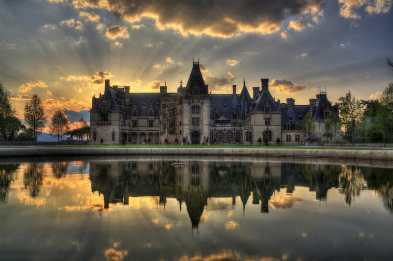 Today, the Biltmore Estate is a popular travel destination, and there are three hotels on the property of the Biltmore House.