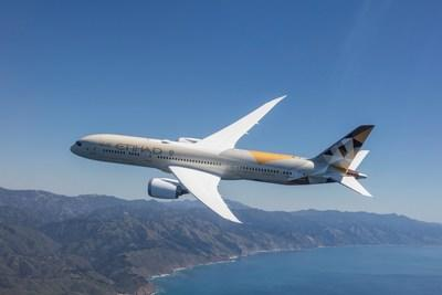 Boeing has announced an agreement with Etihad Airways, the national carrier of the United Arab Emirates, to provide multiple crew management solutions to support the planning and operation of the airline's 7,500 crewmembers. Photo courtesy of Etihad Airways.