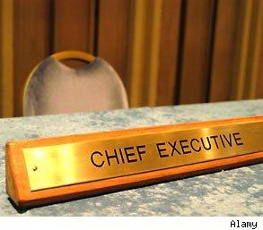 Who is your CEO?