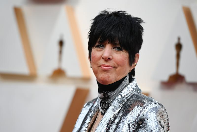 US songwriter Diane Warren. (Photo: ROBYN BECK via Getty Images)