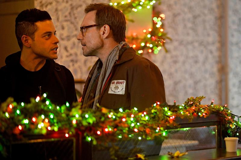 Mr. Robot recap: With his back against the wall, Elliot crosses an unthinkable line