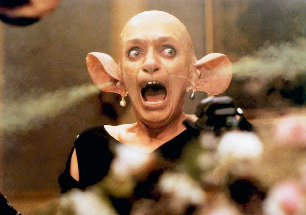 """<p>Can you even call yourself a '90s kid if you don't have a recurring nightmare about Anjelica Huston offering you a chocolate bar and then ripping her face off to reveal her true grotesque witch form? Sorry, Huston, but you brought this one on yourself, because there's no part of <strong>The Witches</strong> that's not pure nightmare fuel. From that poor girl trapped in the painting to the witches showing off their creeptastic faces at the convention near the end, this is one <a class=""""sugar-inline-link ga-track"""" title=""""Latest photos and news for Halloween"""" href=""""https://www.popsugar.com/Halloween"""" target=""""_blank"""" data-ga-category=""""Related"""" data-ga-label=""""https://www.popsugar.com/Halloween"""" data-ga-action=""""&lt;-related-&gt; Links"""">Halloween</a> movie for kids that still haunts us to this day. </p> <p><strong>Where to watch:</strong> <a href=""""https://www.popsugar.com/buy?url=https%3A%2F%2Fwww.amazon.com%2Fgp%2Fvideo%2Fdetail%2FB002SQCR1O%2Fref%3Datv_dl_rdr&p_name=Prime%20Video&retailer=amazon.com&evar1=buzz%3Aus&evar9=46723181&evar98=https%3A%2F%2Fwww.popsugar.com%2Fentertainment%2Fphoto-gallery%2F46723181%2Fimage%2F46723184%2FWitches-1990&list1=movies%2Challoween%2Cnostalgia%2Challoween%20movies%2Cthe%2090s%2Challoween%20entertainment&prop13=mobile&pdata=1"""" rel=""""nofollow"""" data-shoppable-link=""""1"""" target=""""_blank"""" class=""""ga-track"""" data-ga-category=""""Related"""" data-ga-label=""""https://www.amazon.com/gp/video/detail/B002SQCR1O/ref=atv_dl_rdr"""" data-ga-action=""""In-Line Links"""">Prime Video</a></p>"""