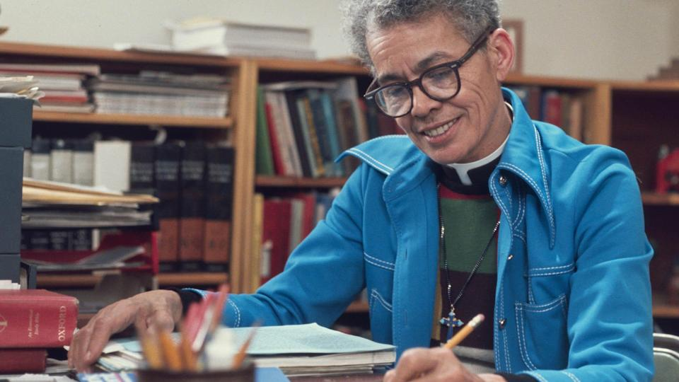 """What couldn't Pauli Murray do? She's the subject of the new documentary """"My Name Is Pauli Murray."""""""